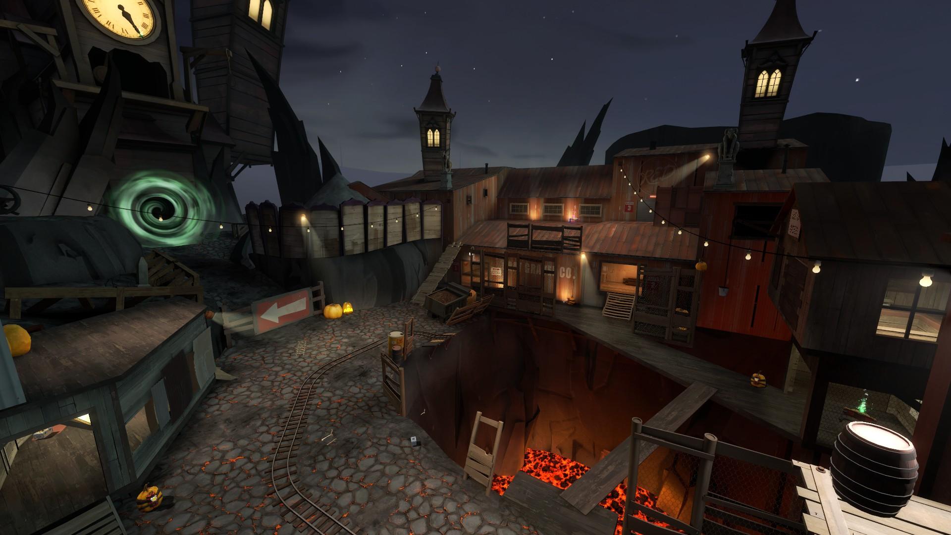 tf2 halloween maps