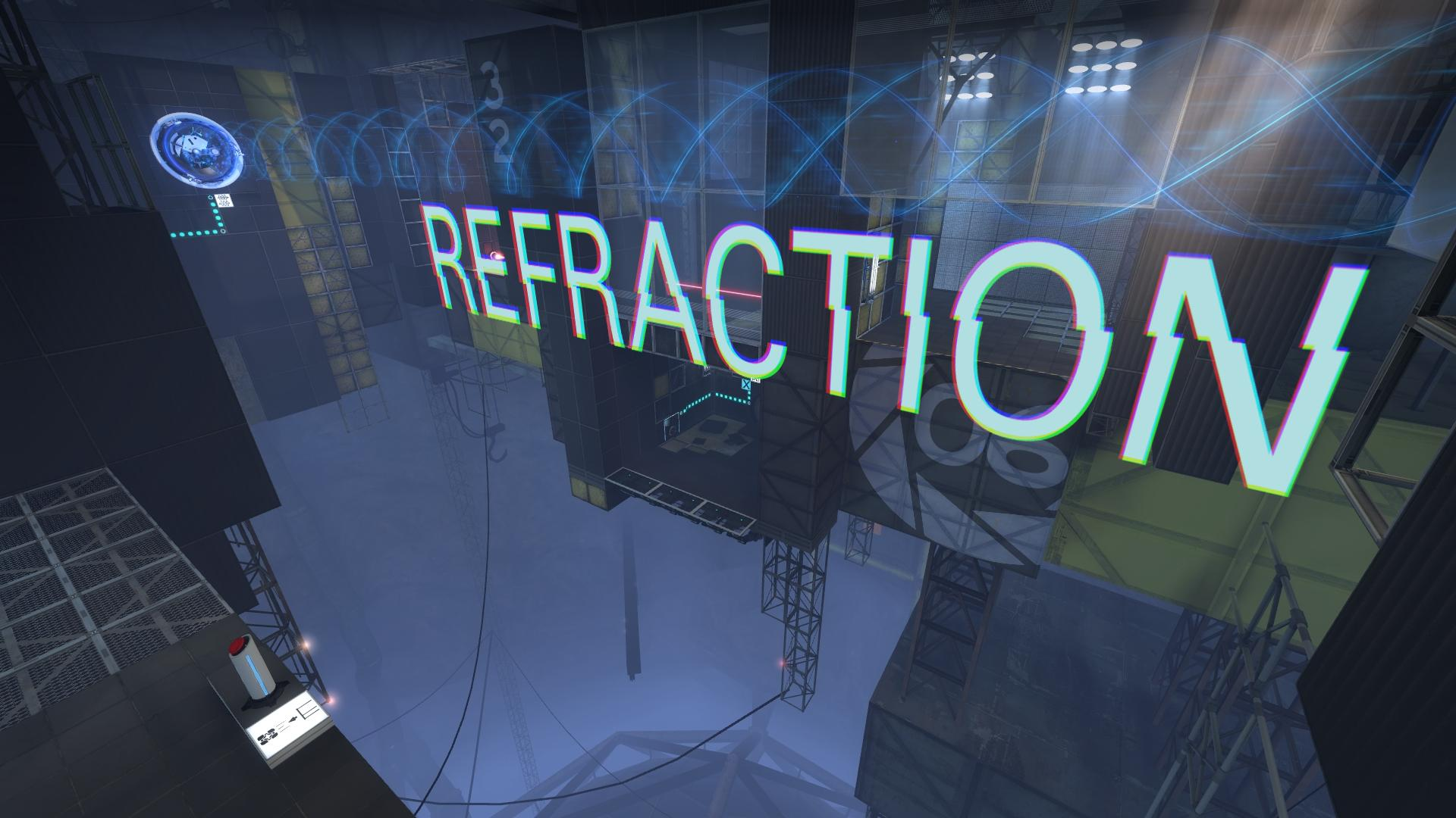 [Portal 2] Refraction