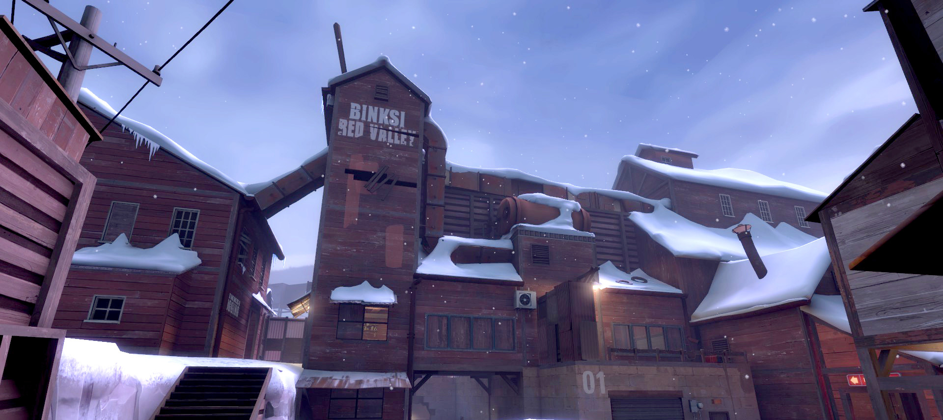 Post in [TF2] Ctf_frosty