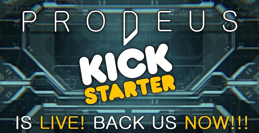 Prodeus - KICKSTARTER LIVE!