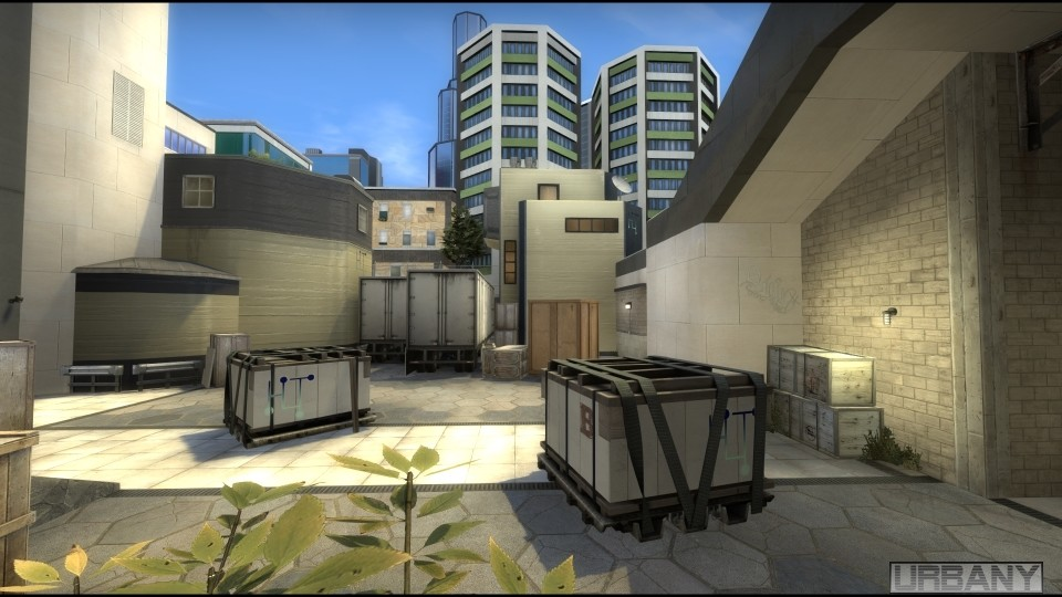 cs:go] de_urbany [5v5 & Wingman] - 3D - Mapcore