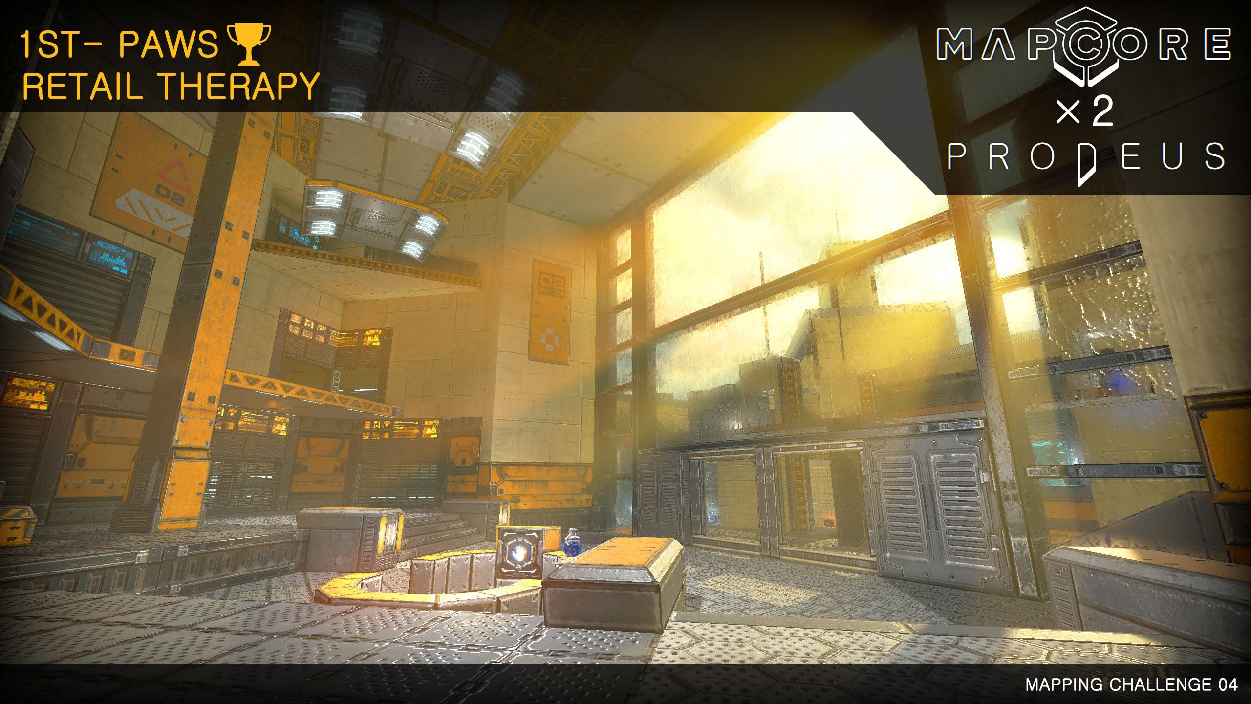 Mapcore X Prodeus Winners Announced!
